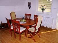 Kuchyň - apartmán ubytování Dlouhá Ves