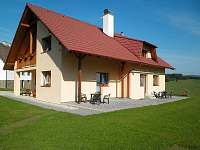 Šumava: Apartmán na horách
