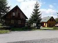 Chaloupka majitelů a chata Thurmberg Malšín - k pronájmu