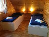 Ložnice s oddělenými postelemi - Malšín