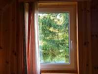 Výhled z ložnice - Malšín