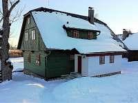 Nové Hutě ubytování 14 lidí  pronajmutí