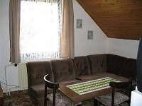 Kuchyňka - apartmán ubytování Velhartice