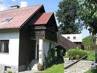 Apartmán na horách - okolí obce Tržek
