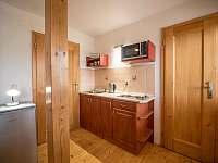 Apartmán č. 1 - chalupa ubytování Strážný