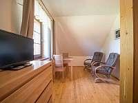 Apartmán č. 3 - pronájem chalupy Strážný