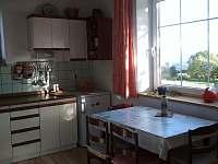 kuchyň - Dolní Jílovice