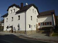 ubytování Hojsova Stráž v penzionu na horách
