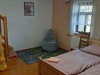 pokoj s dětským koutkem - Hořice na Šumavě