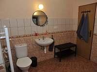 Přízemí koupelna