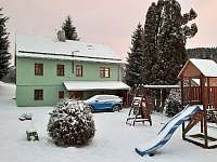 Zima na Lipně
