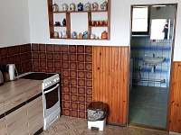 Kuchyně - Frymburk u Strakonic