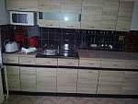 Kuchyně - chalupa k pronajmutí Frymburk u Strakonic