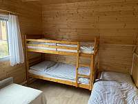 Pokoj - chata ubytování Frymburk