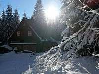 Chata zima - k pronájmu Vchynice - Tetov