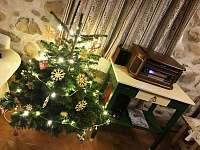 Vánoce na chalupě