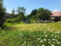 Zahrada u chalupy - Želnava