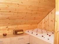 Ložnice 1 - pronájem chaty Slupečná