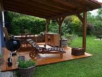 Terasa do zahrady