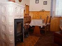 Obývací pokoj - chata k pronájmu Lipno nad Vltavou - Kobylnice