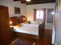 Ap 1 ložnice v přízemí