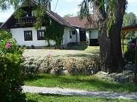 ubytování na Českokrumlovsku Chalupa k pronajmutí - Horní Planá - Olšina