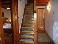 schody do ložnic