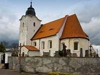 Bukovník, kostel sv. Václava -