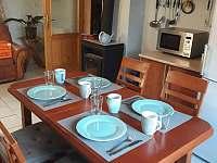 Chalupa Bukovník, kuchyně - pronájem