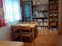obývací pokoj - pronájem chalupy Bukovník