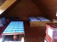 podkovní pokoj se sociálním zařízením - Horní Němčice u Strážova