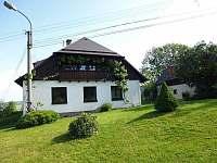 U Spálené čočky Horní Němčice - apartmán ubytování Horní Němčice u Strážova