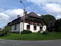 ubytování Ski areál Javorná Apartmán na horách - Horní Němčice u Strážova