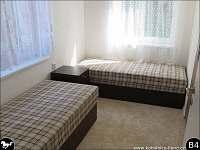 Rekreační dům B4 - Ložnice č.2