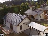 Rekreační dům B4 - Pohled zvenku
