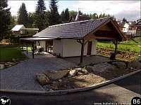 Rodinný dům na horách - dovolená Českokrumlovsko rekreace Kobylnice