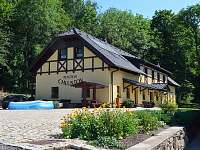 Penzion ubytování v obci Hrabice