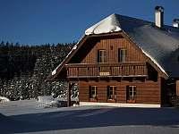ubytování Ski areál Kvilda v penzionu na horách - Nové Hutě