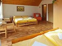 Pokoj č. 4 - Nové Hutě