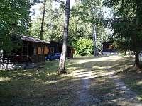 ubytování Hůrka na chatě k pronájmu