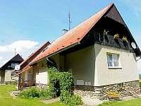 Chaty a chalupy Zdíkovec v penzionu na horách - Stachy - Říhov