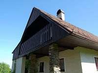 Chalupa Pohorsko - k pronajmutí