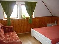 ložnice u schodiště - Pohorsko