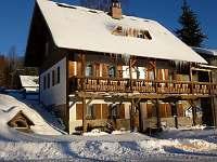 Apartmán na horách - zimní dovolená Špičák