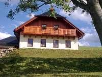 Apartmán na horách - Nový Dvůr Šumava
