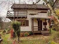 ubytování Horní Němčice na chatě k pronájmu
