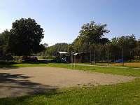 Hřiště na volejbal / nohejbal