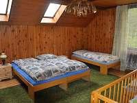Pokoj s dětskou postýlkou