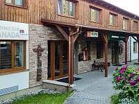 Ubytování Vltava v apartmánu na horách - Lipno nad Vltavou