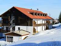 ubytování Strážný v apartmánu na horách